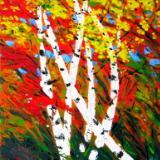 Sheldon Grimshaw - Artist - Flowing Color