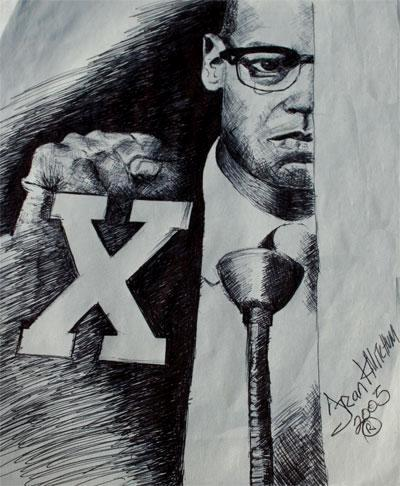 critical essays on malcolm x Because haley and malcolm x are critical figures in twentieth-century  focused  on haley's malcolm x work, this set of materials includes an unexamined essay.