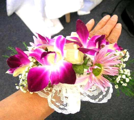 flower school floral designer profile