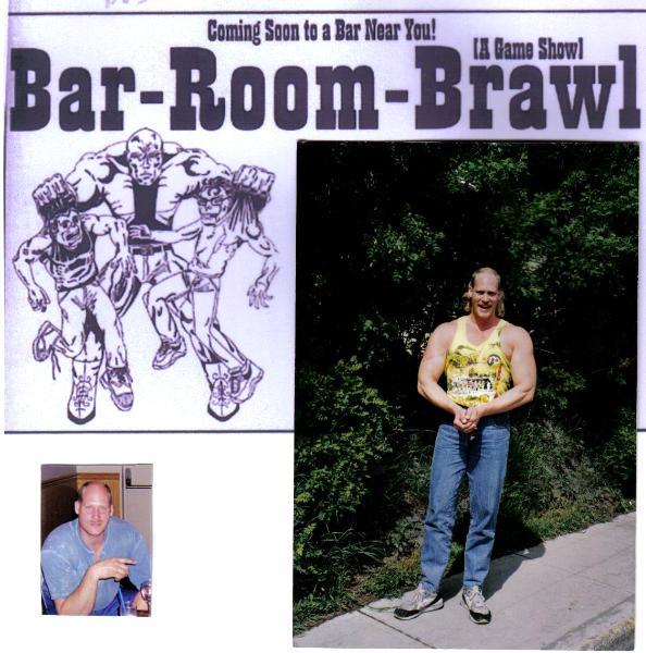 Game Show Bar Room Brawl As You Like It Art Fraser