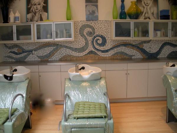commercial backsplash julie boegli creative mosaic design