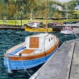 Robert Brown                      watercolours