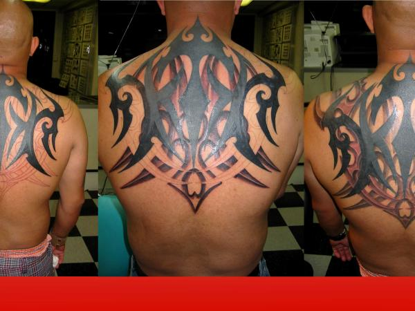 body armor tattoo. Body Armor