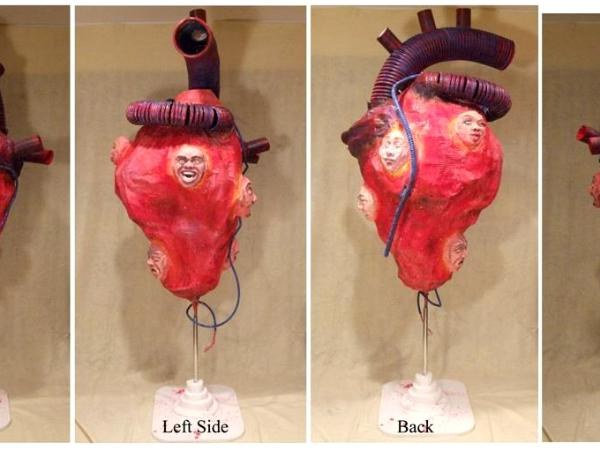 How to Make Paper Out of Human Heart