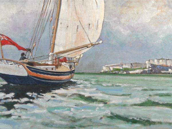 Lizzie May, Gibraltar