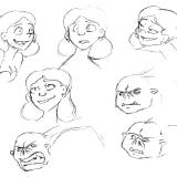Damsel and Brute Expressions