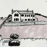 Hilltop House in Stromness