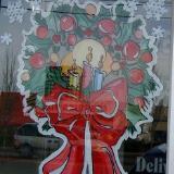 Candle wreath 1