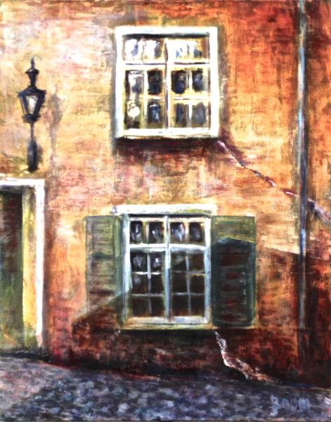 Shadows on the Wall - SOLD