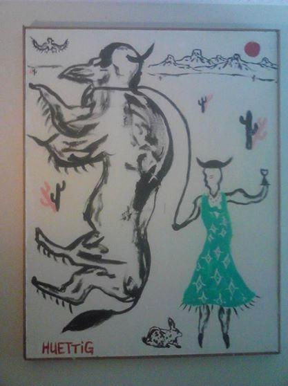 Lady Buffalo