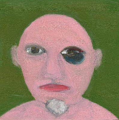 """""""Self Portrait with Shiner"""""""
