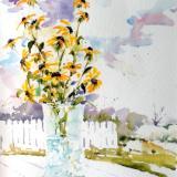 Bouquet of Black-eyed Susans