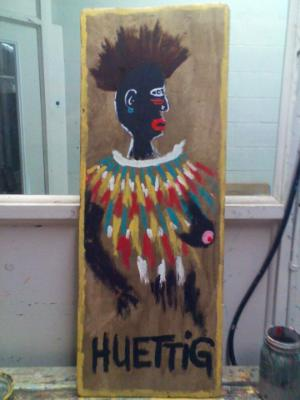 Bantu Native