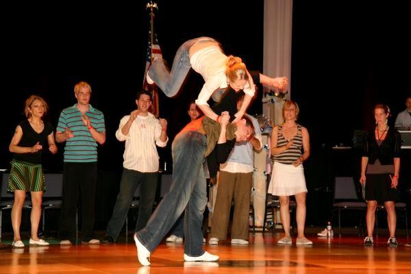 Ria DeBiase: Instructor/Performer