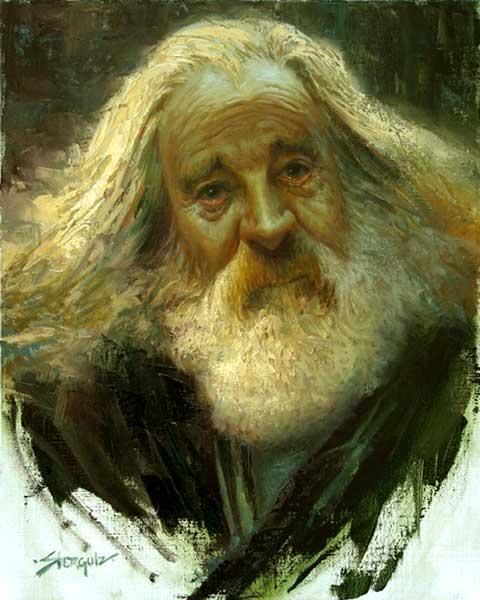 Richard Stergulz-Figurative and Portrait Painter