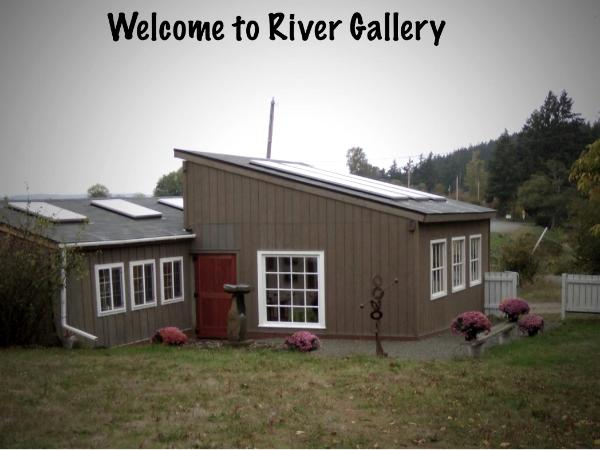 River Gallery:  Paintings, Sculptures, Jewelry and Glass
