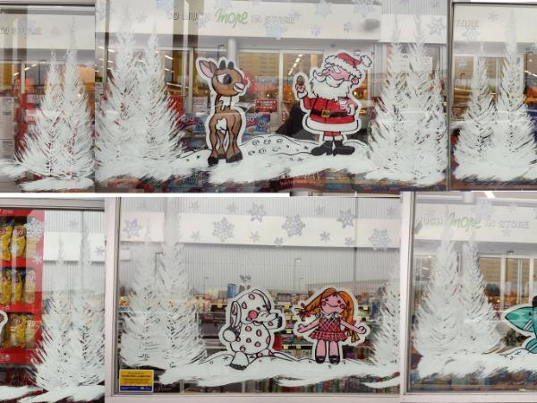 Christmas misfits
