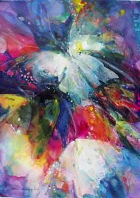 Paintings by Elaine L. Harvey