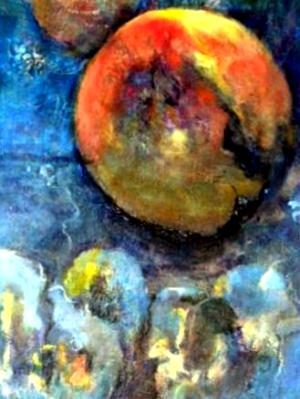 moon series IIII