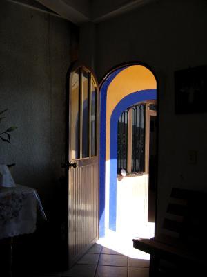 Oaxaca Doorway