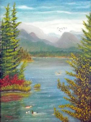 Mountain Lake #1