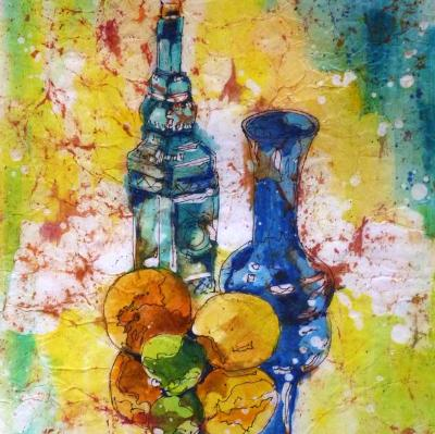 Still Life Reflections ~ Sold