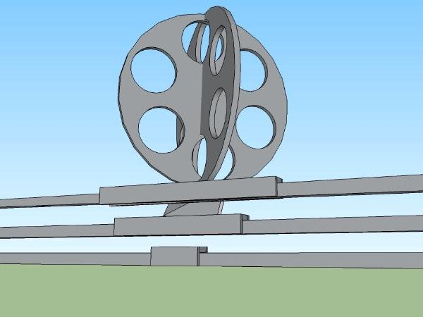 Propose finial for moorpark ave bridge is still waiting for approval.
