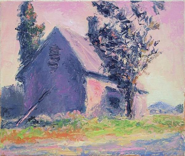 Frank Sullivan Maine landscape artist