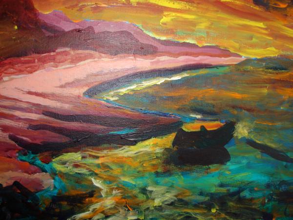 Stormy Baja