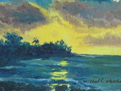 Kauai Lawai Sunrise 1