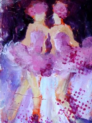Pink Tutu #2 ~ Sold