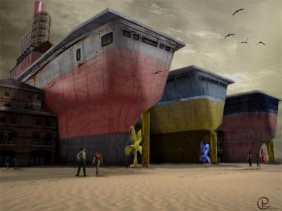 Ship District