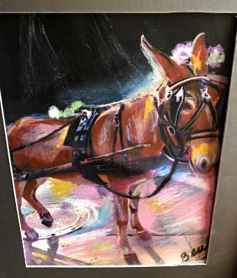 Mule in the Quarter