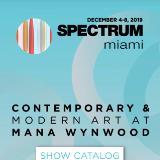 Spectrum Miami Art Exhibit
