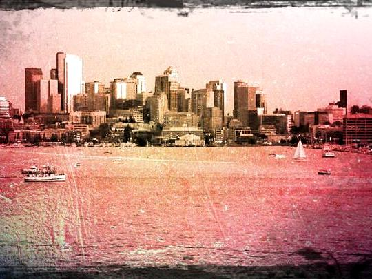 Lake Union , Seattle WA