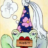 PRINCESS RIBBIT