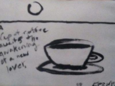 Coffee and Haiku #1