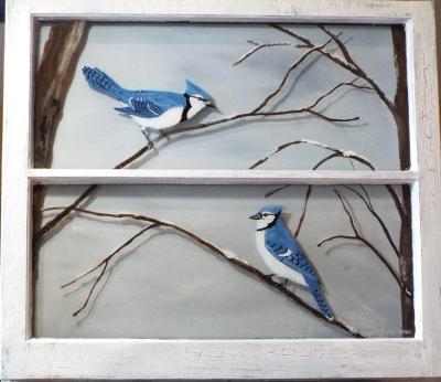 Blue Jays in Winrer