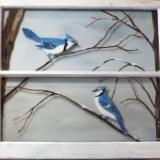 Reverse Paintings on Windows