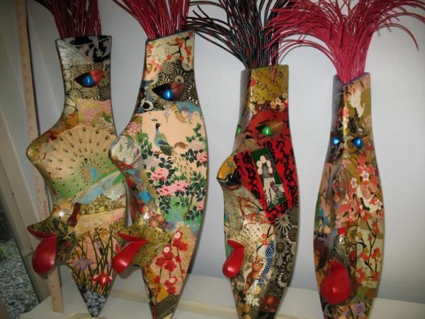 Japanese Paper Masks