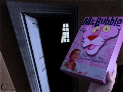 Mr. Bubble Box