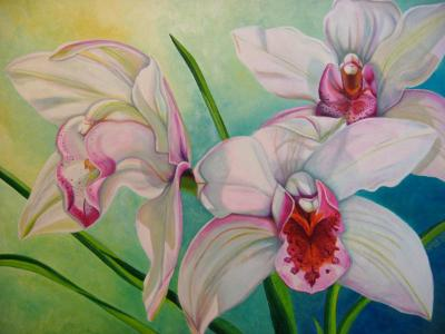 Yacking Orchids
