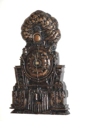Steam Engine Clock