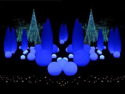 Blue Lights I