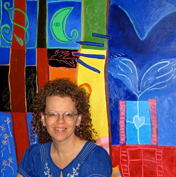 Paintings by Marjorie Crawford