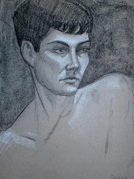 Portrait of Sarena