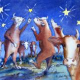 DANCING WITH THE STEERS