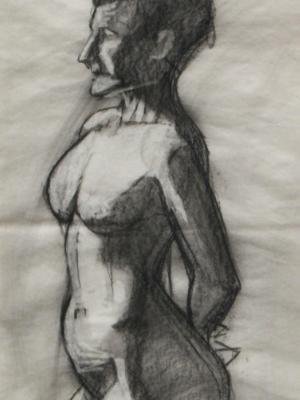 Joan, Standing