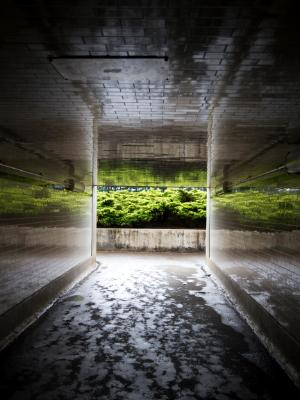 Maltnoma Falls Tunnel