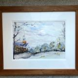 Beazley Watercolors